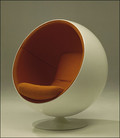 ... These Round Orb Shaped Chairs Throughout The Main Library Are Often  Called Womb Chairs, And Provide A Comfy Spot In Which To Nap And Pretend To  Read.