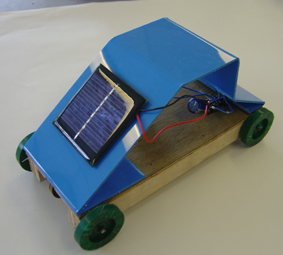 Car Electricity Recycle