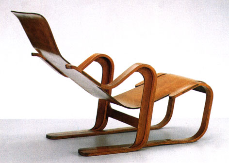 The Design Of These Chairs Were Influenced By The Work Of Alvar Aalto.  Aalto Designed And Made Plywood Furniture And Exhibited In Britain In 1933.